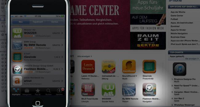 Fleetmon: Highlight im App Store