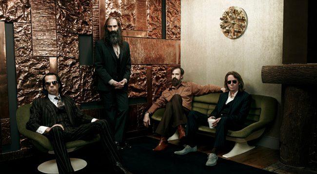 Die Band Grinderman