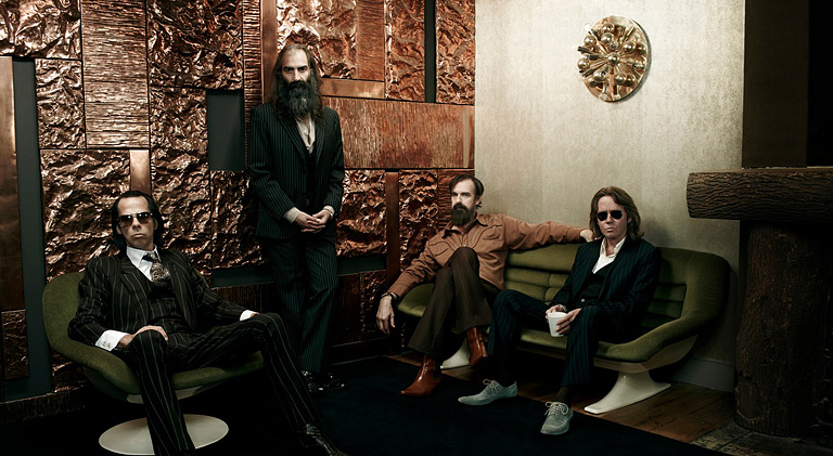 Die Band Grinderman