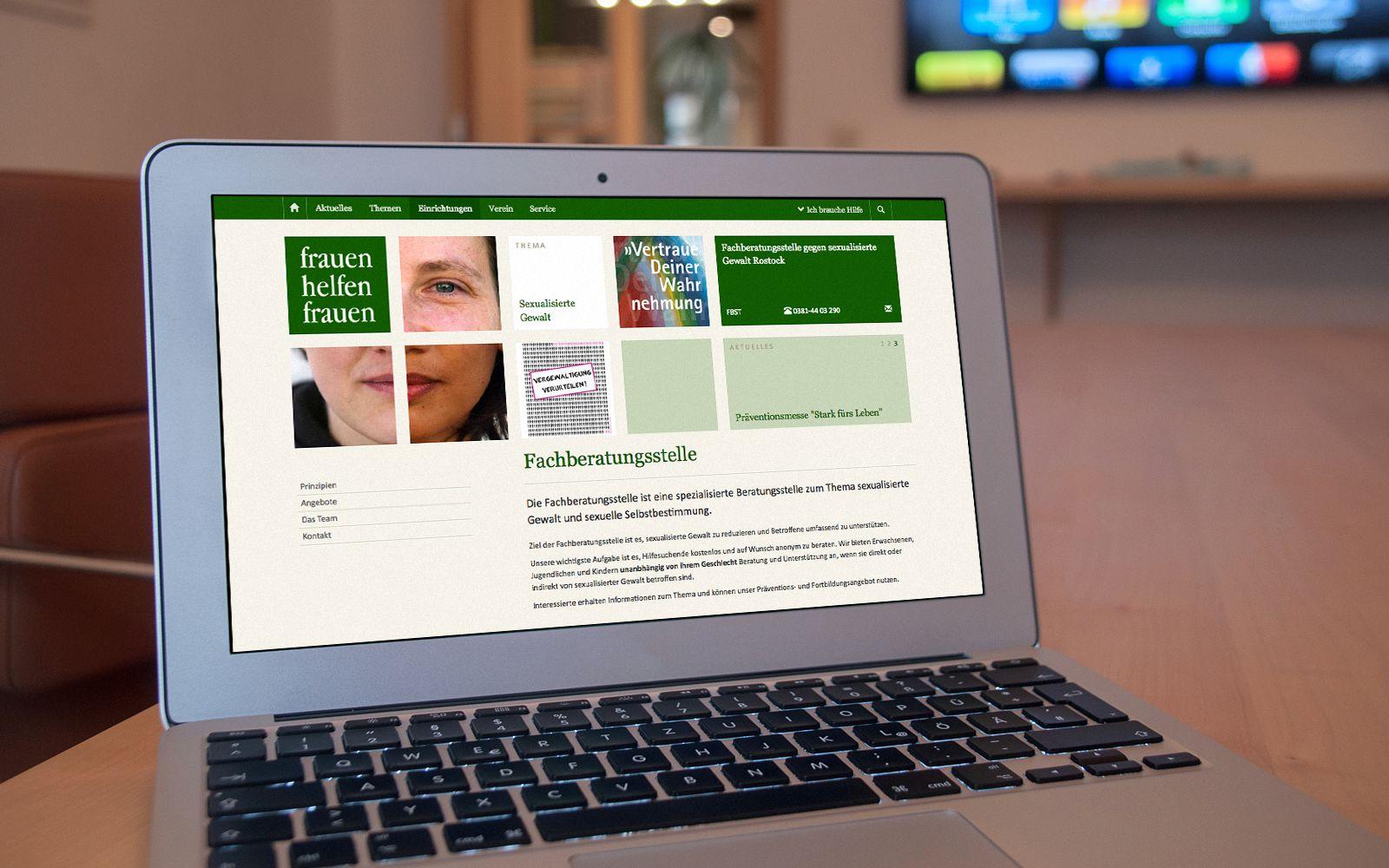 FHF_Website_Einrichtung_MacBook