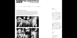 The 500 Photographers project