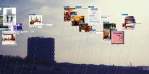 40 Jahre Hotel Neptun in Warnemünde, ein Zeitstrahl