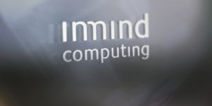 Corporate Design: in mind computing AG