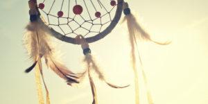 Eine Weisheit der Dakota-Indianer
