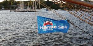 Digital-Seas-Promo auf der Hanse Sail 2008
